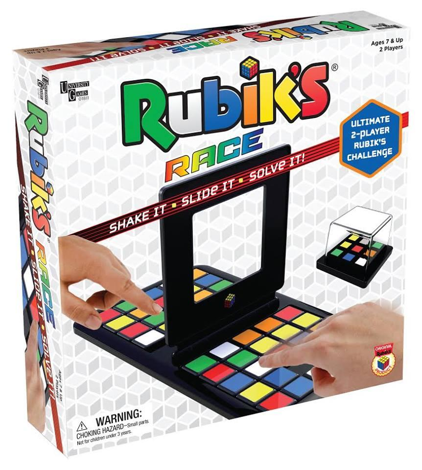 Igra RUBIK'S race