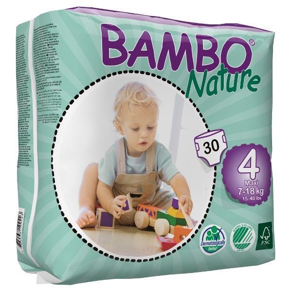 Pelene BAMBO Nature 4