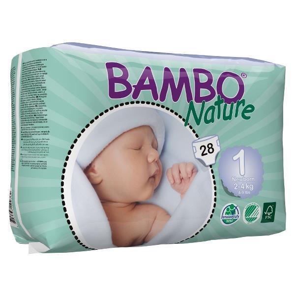 Pelene BAMBO Nature 1