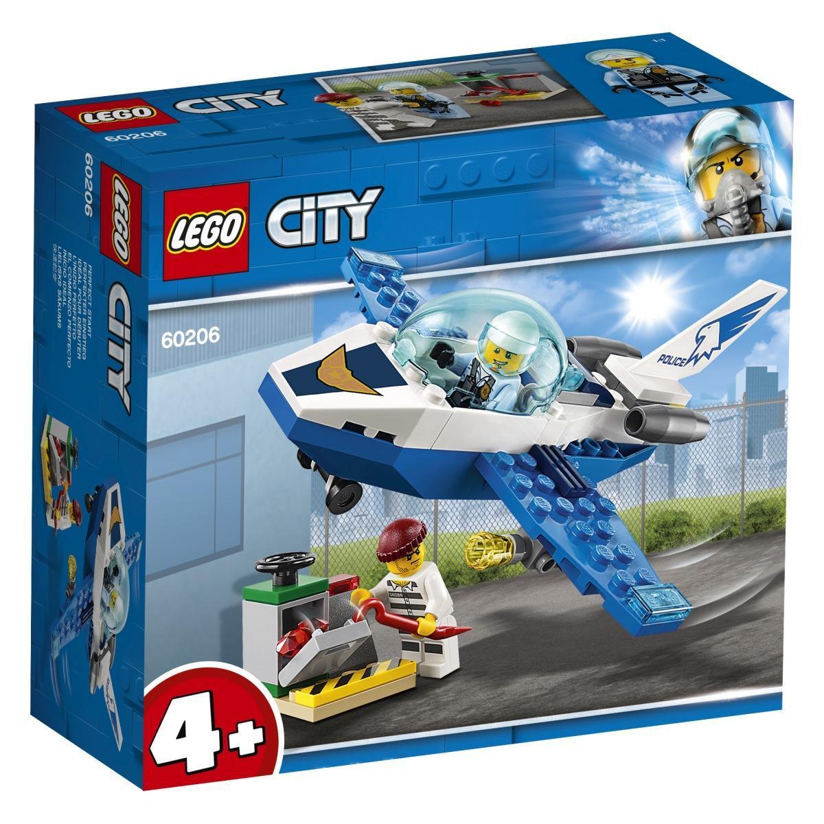 LEGO 60206 –  Letalska patrulja zračne policije