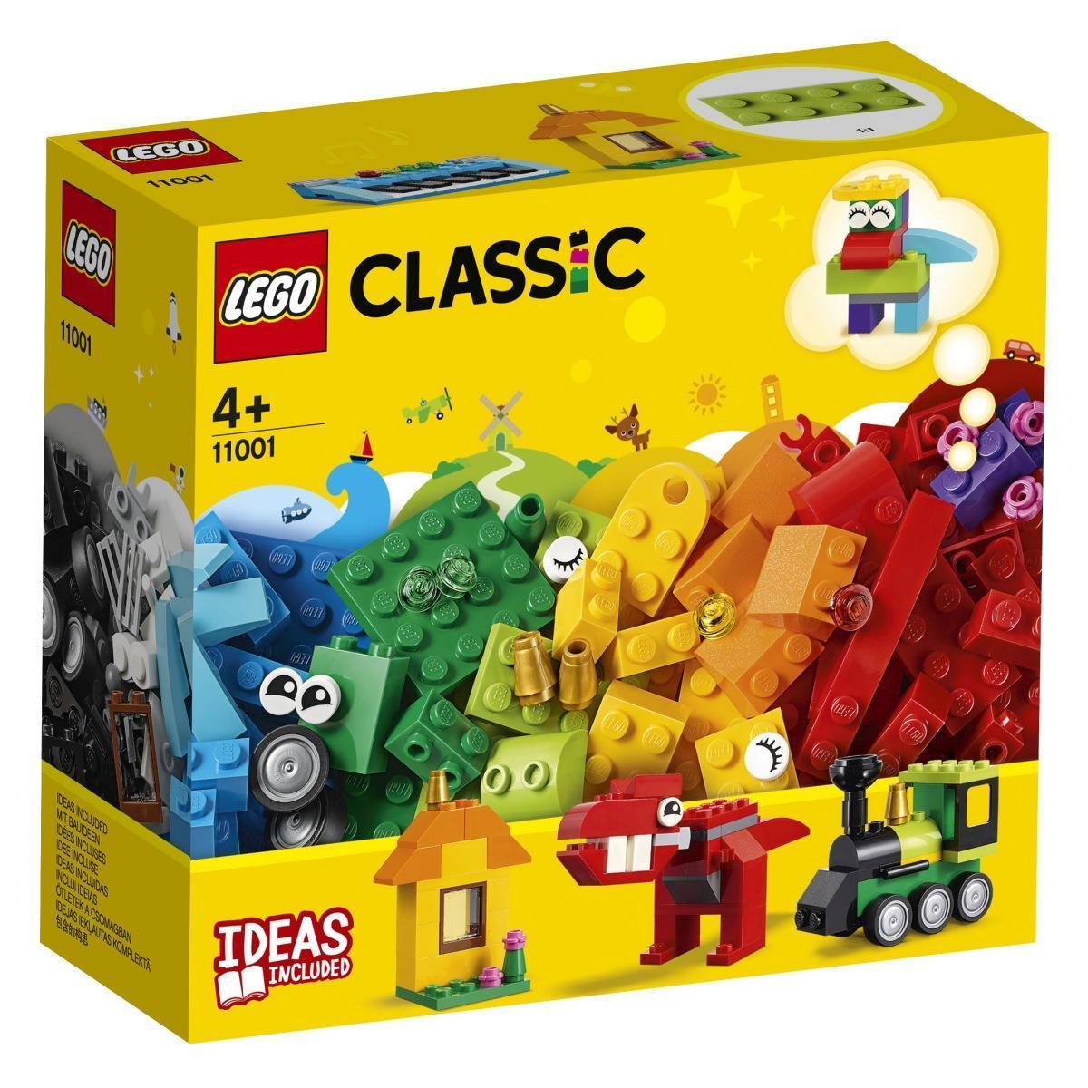 LEGO 11001 – Kocke in ideje