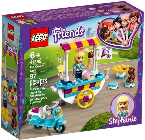 LEGO 41389 – Kolica za sladoled