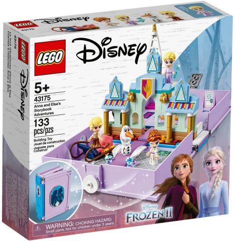 LEGO 43175 –  Knjiga pustolovina Ane i Elze