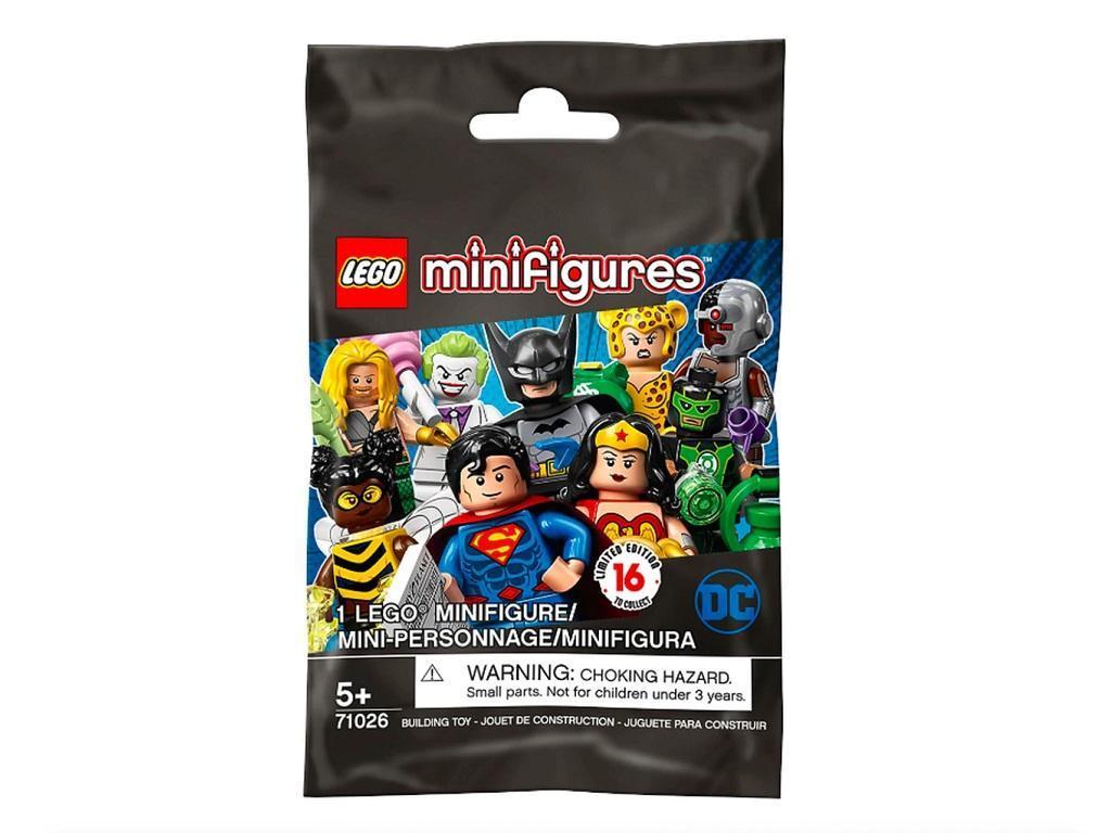 LEGO 71026, mini figure DC SUPERJUNAKI