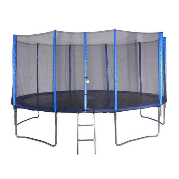 Trampolin set, 396 cm