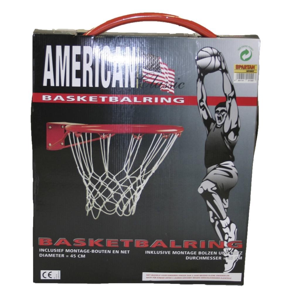 Košarkaški obruč SPARTAN