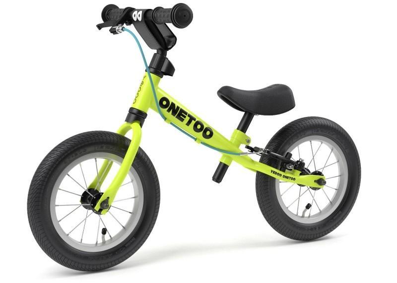 Bicikl bez pedala ONETOO 12 YEDOO, zelen