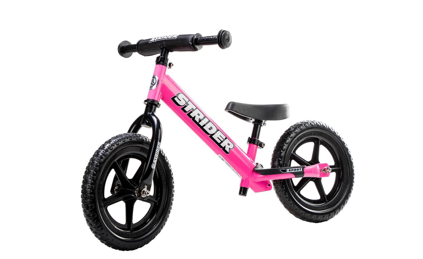 Bicikl bez pedala STRIDER SPORT, roza