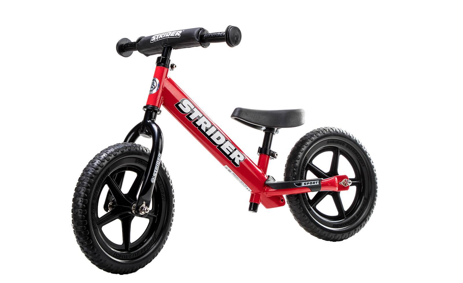 Bicikl bez pedala STRIDER SPORT, crveni