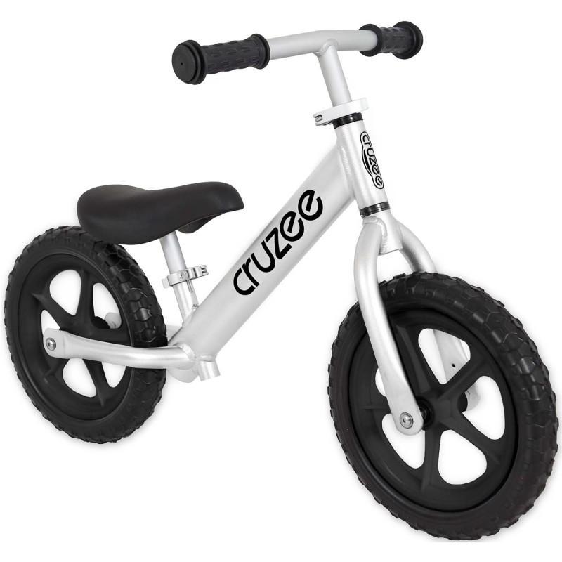 Bicikl bez pedala CRUZEE, srebrn
