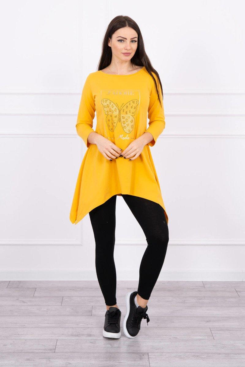 eng_pl_Flared-tunic-with-graphics-mustard-S-M-L-XL-16539_1
