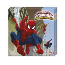 servietki spiderman