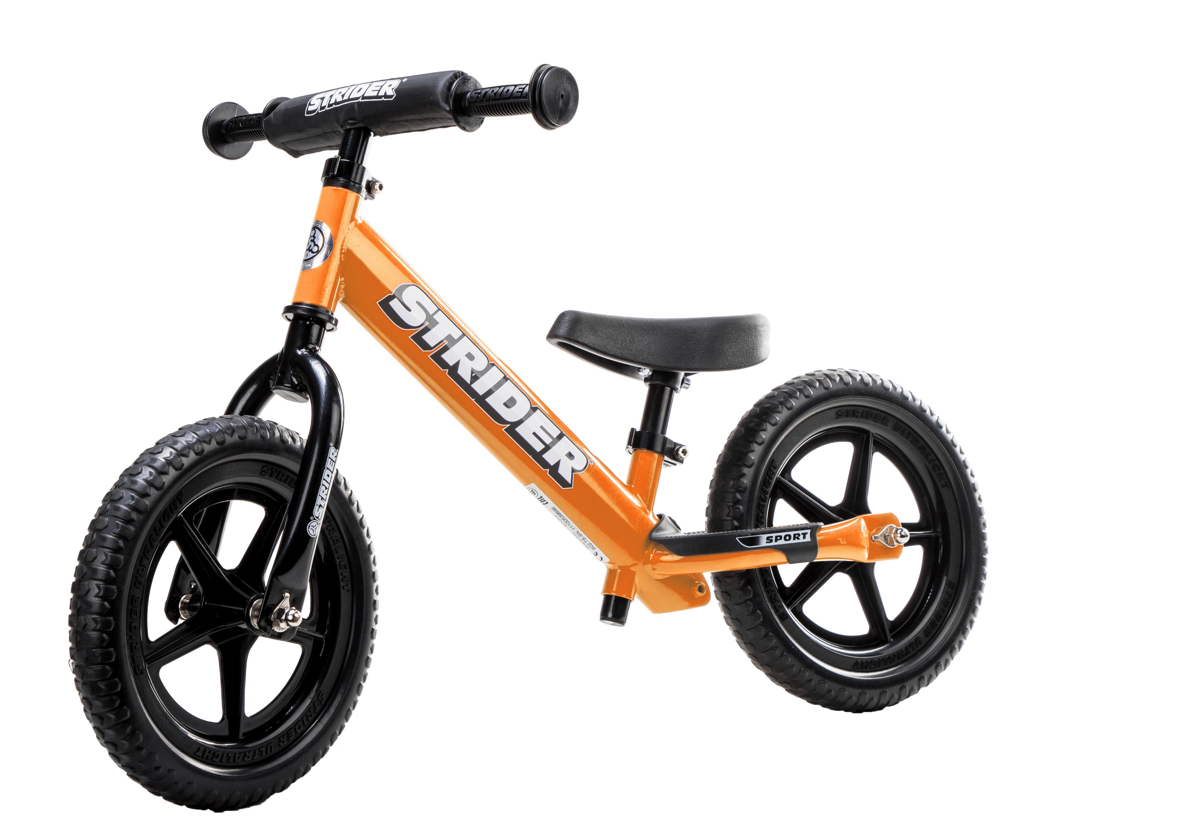 Bicikl bez pedala STRIDER SPORT, narančast