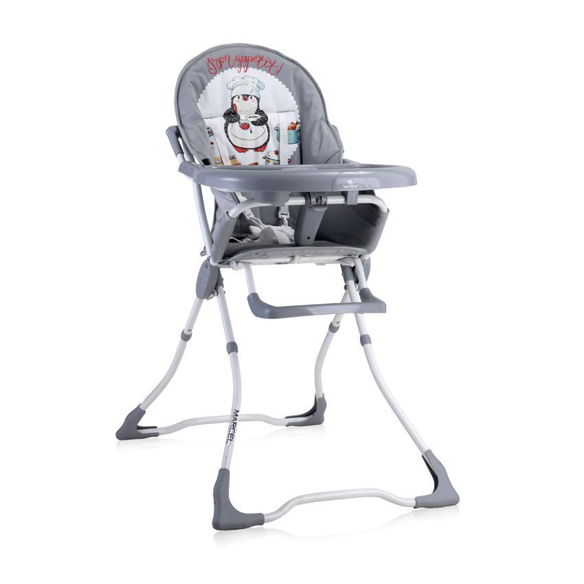 Hranilica za bebe MARCEL, siva