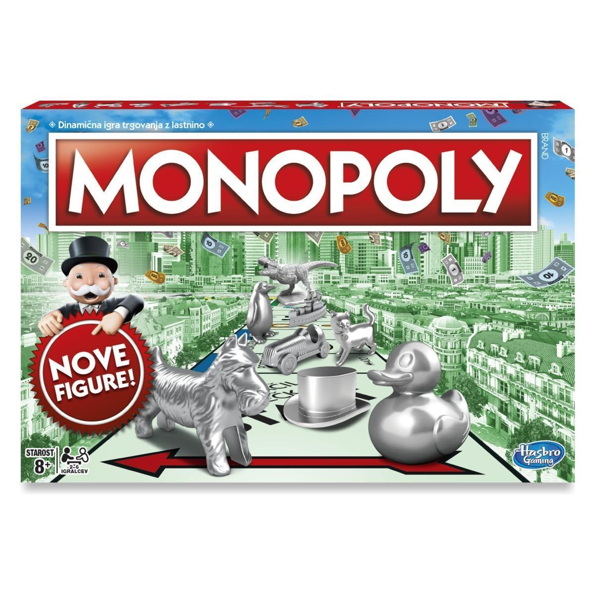 Društvena igra MONOPOLY Classic