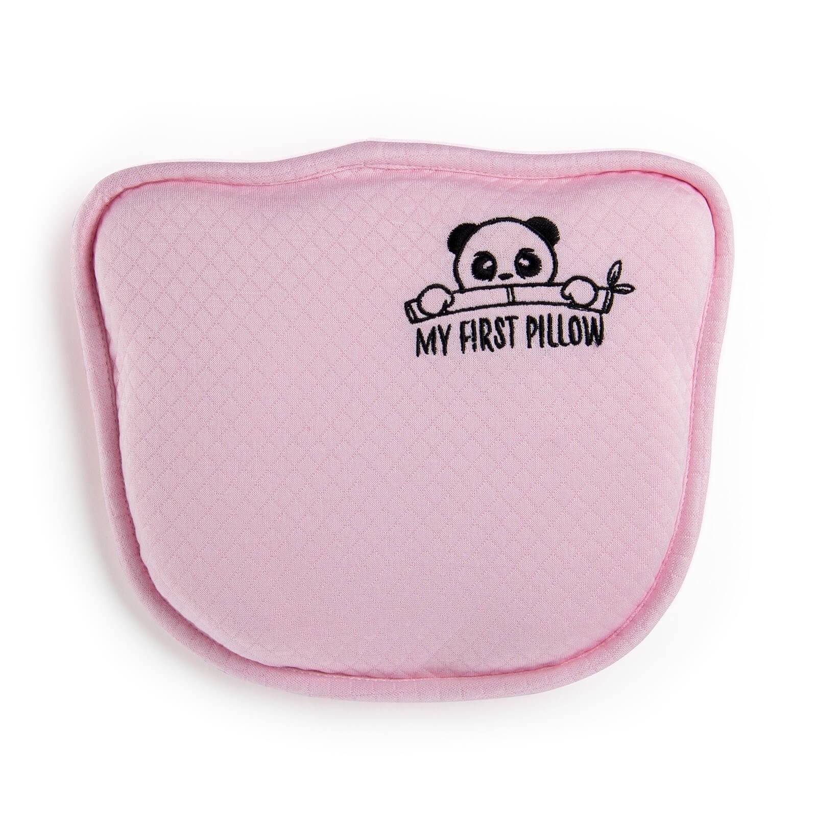 Dječji jastuk MY FIRST PILLOW – roza