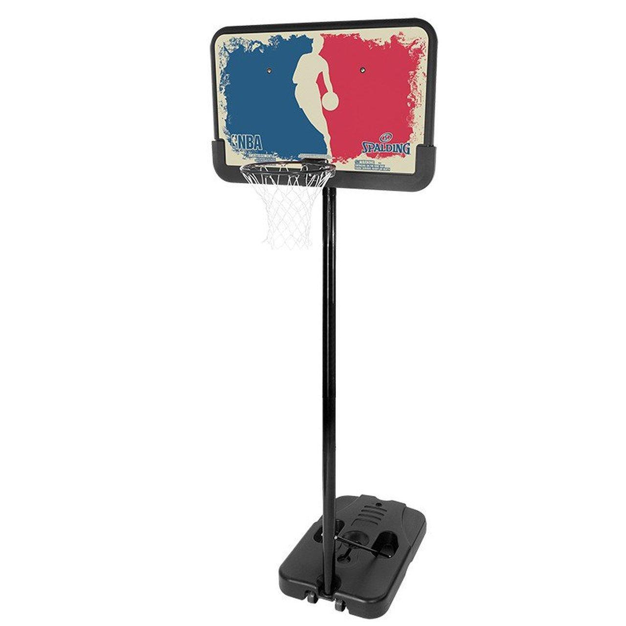 "Pokretni Koš SPALDING, NBA Logoman 44"""