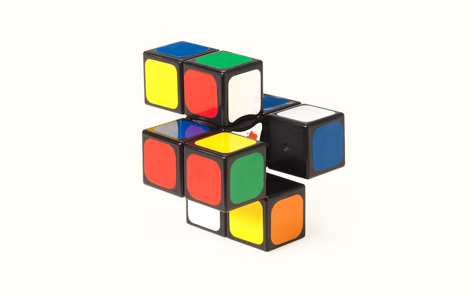 Rubikova kocka, 3x3x1, RUBIK'S