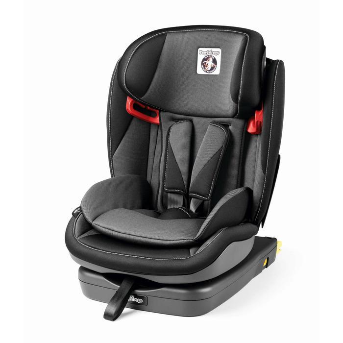 Autosjedalica PEG PEREGO, Viaggio 9 -36 kg, CRYSTAL BLACK
