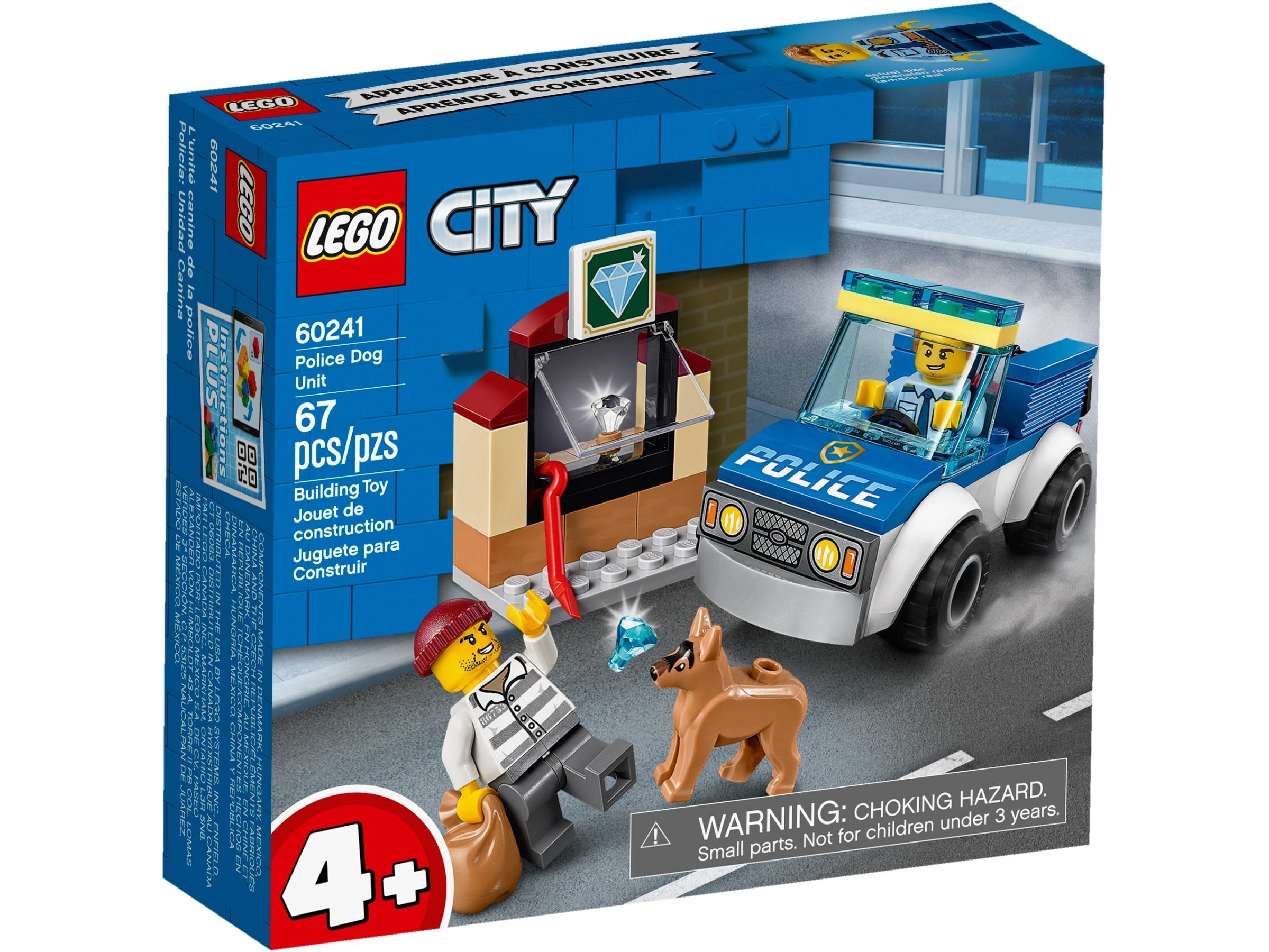 LEGO 60241 – Policijski pas