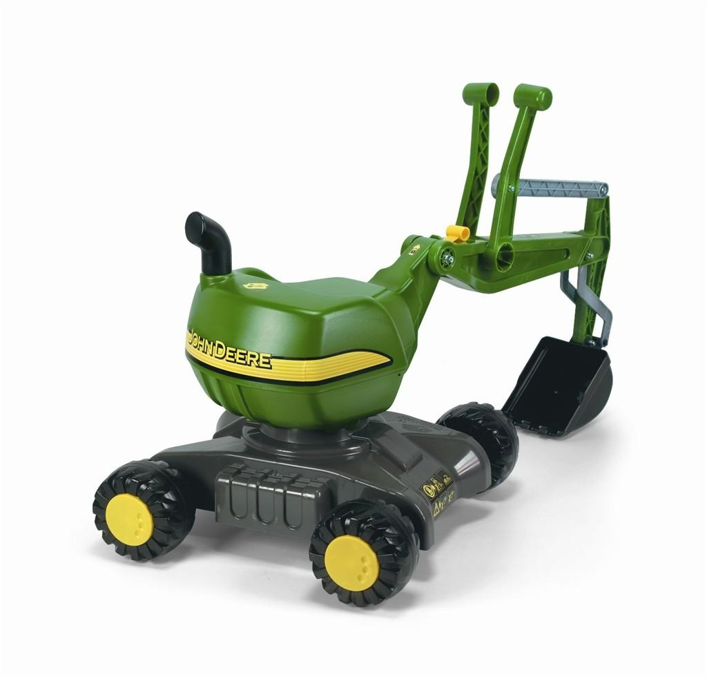 Rolly Toys, bager Digger John Deere