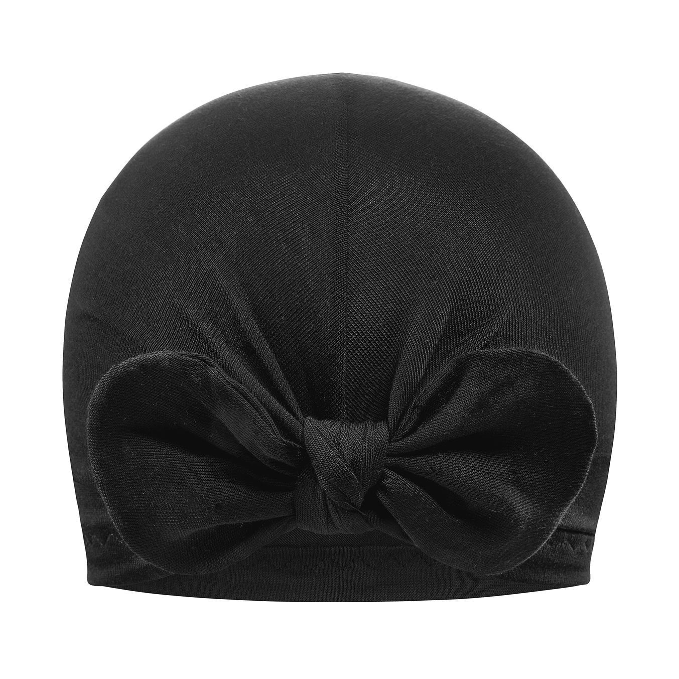 Dječji turban MAYLILY, black