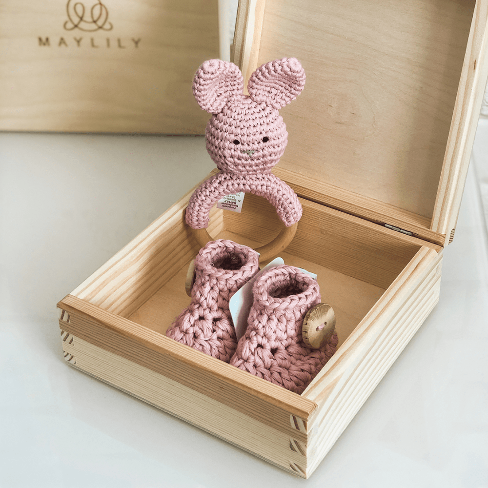 Poklon paket MAYLILY, blush pink