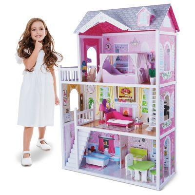 Drvena kućica za djevojčice ARIA