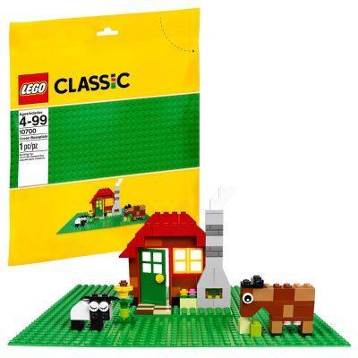 LEGO 10700 – Zelena glavna ploča