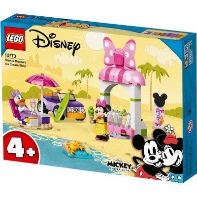 LEGO 10773 – Minnie Mouse u trgovini sladoleda